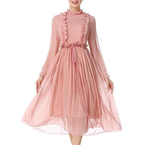 Vintage Elegant Wedding Party Dress
