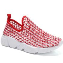 Hollow Weave Mesh Running Shoes