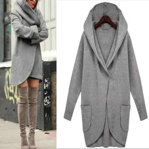 Long Sleeve Fashion Loose Hoodie