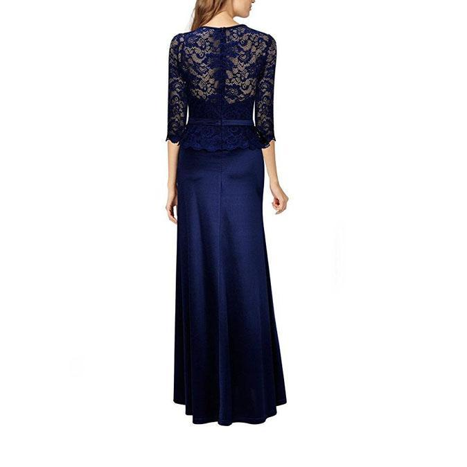 Evening Party Lace Dress
