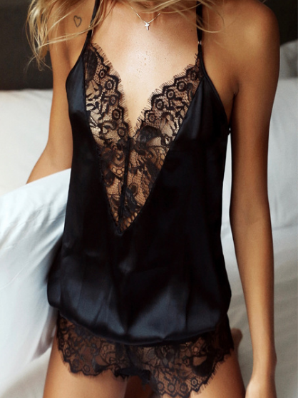 Sexy Open File Sex Tie Sex Pajamas