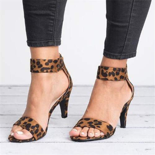 Women's Versatile Stiletto High Heels Shoes