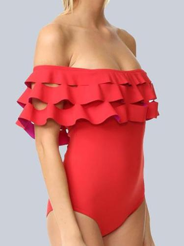 Cloak Sexy Lady Siamese Swimwear