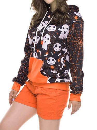 Halloween Ghost Pumpkin Vestment