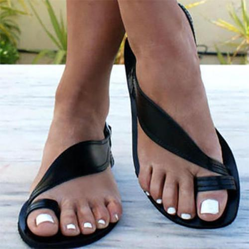 Flat Toe Sandals