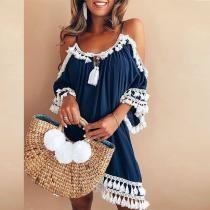 Bohemian Casual Dress