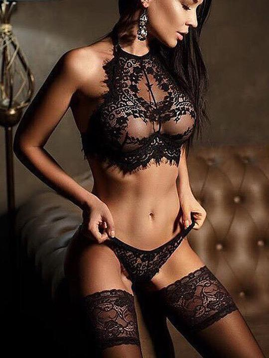Sexy Lace Sexy Suit