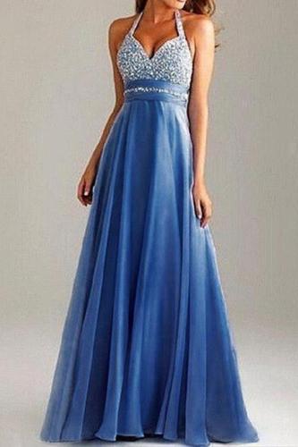 Summer New Evening Long Dress
