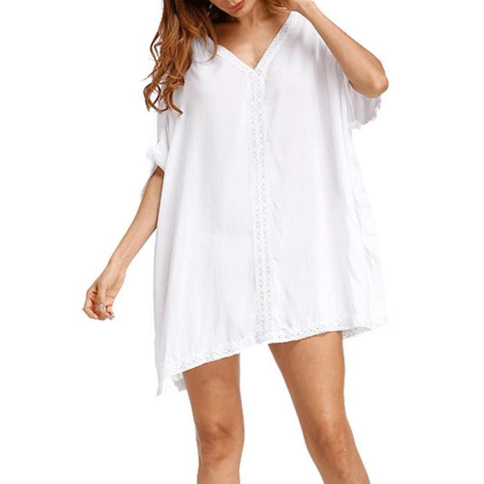 Bikini Blouse Beach Dress