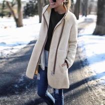 Women Casual Comfortable Warm Coat