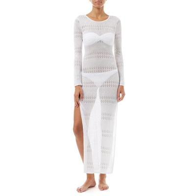 Sexy Hollow Backless Knitting Beachwear