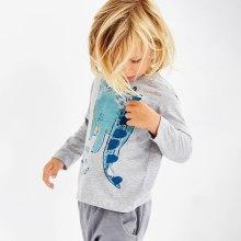 Baby Long sleeve Tshirt Children's Cartoon Cotton Tops