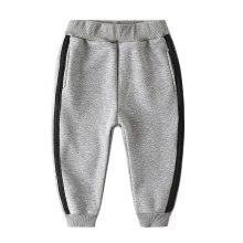 Baby Boys Velvet Pants Kids Casual Sports Elastic Waist Warm Trousers
