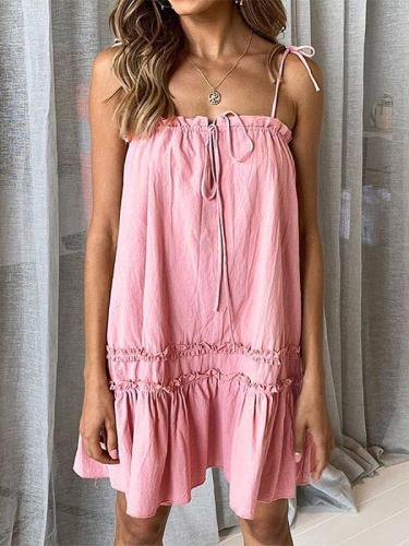 Fashion Off Shoulder Casual Dresses