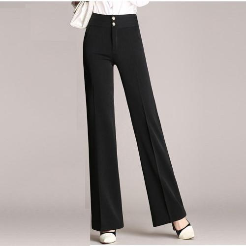 Loose Casual High Waist Wide Leg Pants