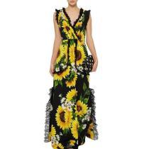 Sunflower Printed Jumpsuit