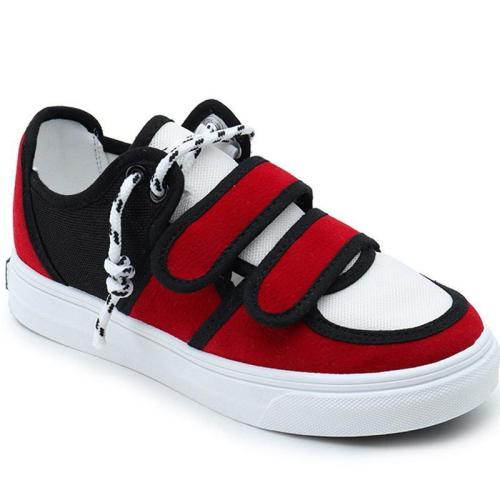 Velcro Breathable Sports Casual Shoes