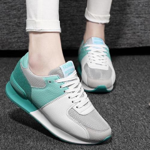 Elevator Heel Platform Sneakers