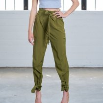 High Waist Strappy Pants