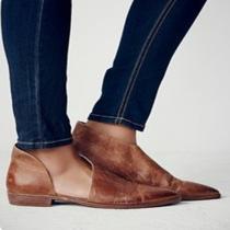 Plus Size Vintage Women Oxfords Loafers