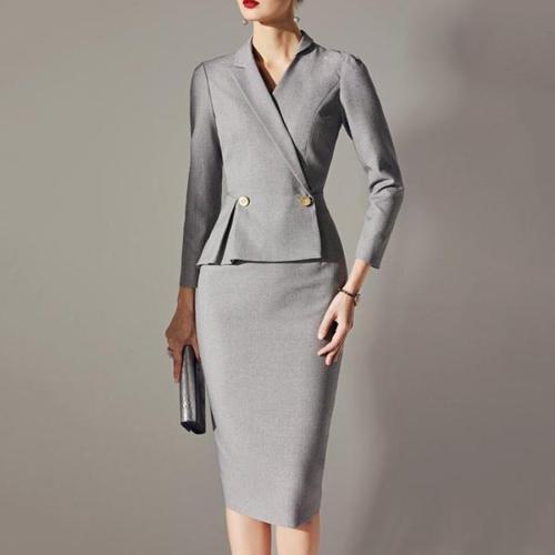 Asymmetric Neck  Zips  Plain Bodycon Dress