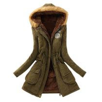 Women Winter Coat Thickening Cotton Winter Jacket