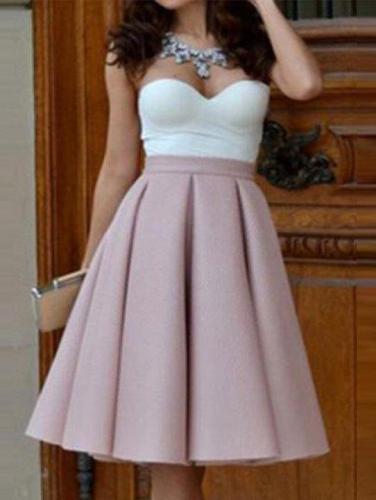 Sexy Off-Shoulder Strapless Wedding Gust Dress