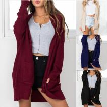 Baggy Knit Cardigans