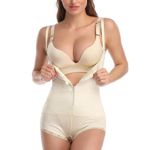 Slimming Belt Fajas Tummy Shaper Corrective Underwear Waist Trainer Full Body Shapewear Butt Lifter Reductive Belly Strip Women