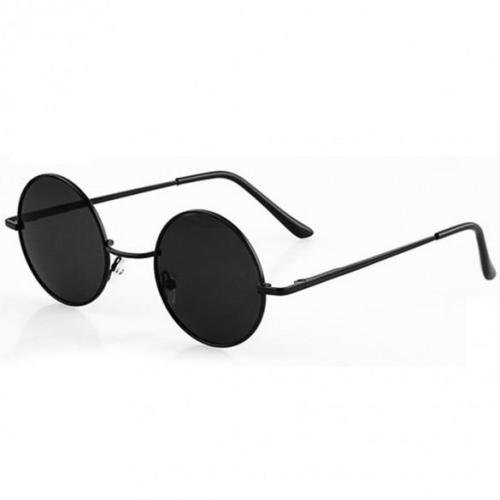 Vintage Tortoise Frame Lens Retro Round Sunglasses Eyeglasses Glasses