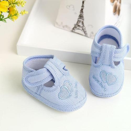 2020 Spring Infant Toddler Shoes Girls Boys Newborn Shoes Soft Footwear Soft Sneaker Anti-slip Kid Baby First Walkers Shoes 830