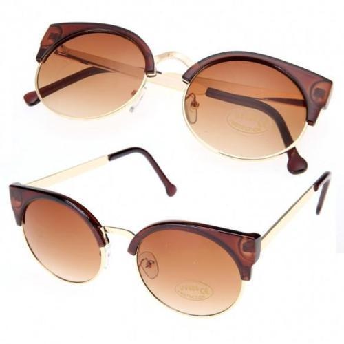 Classic Retro Unisex Fashion Vintage Style Sunglasses