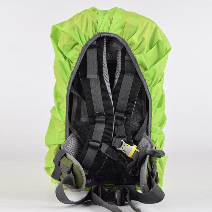 9 Colors 30-40L Waterproof Dustproof Rain Cover Professional Backpack Rainproof Cover Camping Hiking Cycling Bag Cover