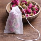 400Pcs/Lot Lot Tea Bag S 6 X 8Cm Empty Scented Tea Bags With String Heal Seal Filter Paper For Herb Loose Tea Bolsas De Te