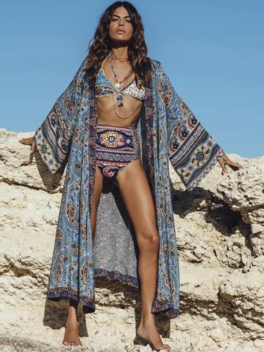 Cashew Flowers Cover-ups