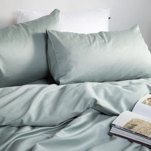 Long Staple Cotton Plain Pillowcase