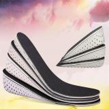 Height Increase Full/Half Insoles for Men/Women 1.5/2.5/3.5/4.5 CM Up Memory Cotton Increased Cushion Invisible Inserts Pad