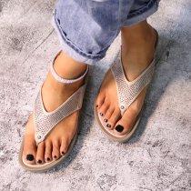 Fashion Comfy Wedge Heel Slippers