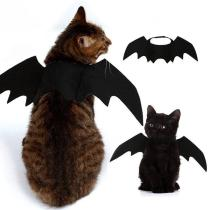 Cute Halloween Cat Costume Small Pet Cat Bat Wings Halloween Cat Wings Hallowen Cat Accessories 2020 Halloween Decorations