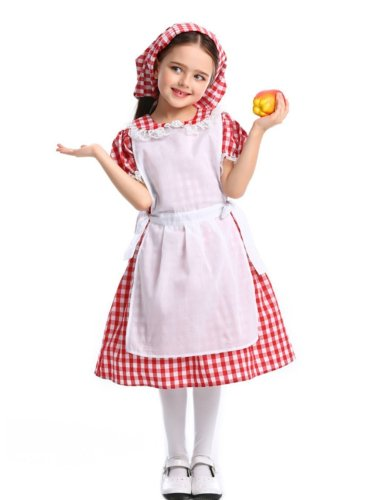 Farm Costume Halloween Fairy Tale Role Play