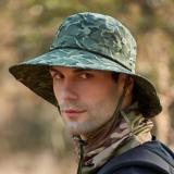 UV Protection Bucket Caps Fishing Hunting Summer Men Sports Sunshade Hats