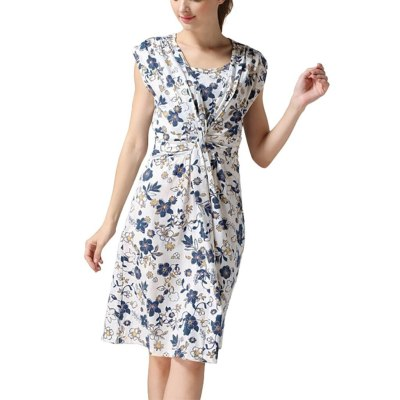 2020 maternity dresses Summer Women's Pregnancy Sleeveless Floral Print Breastfeeding Dresses For Pregnant Nursing Sundress