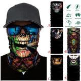 Unisex Climbing Hiking Scarf Sport Headwear Bandanas Motorcycle Turban Hand Band Magic Scarves Outdoor Cycling Headband Mask