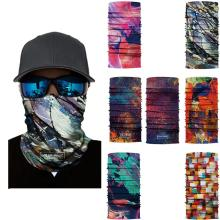 Windproof Bandana Hiking Scarves Men Women Cycling Face Mask Sports Towel Elastic Force Neck Scarf July 8th