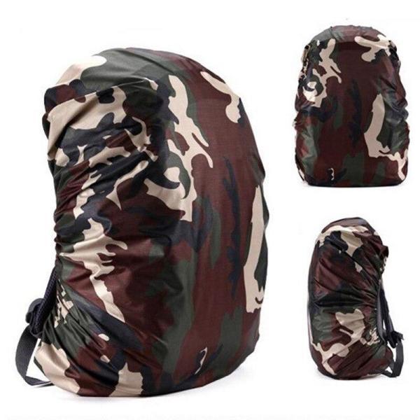 Mounchain 35/45/60L Adjustable Waterproof Dustproof Backpack Rain Cover Portable Ultralight Shoulder Protect Outdoor Hiking