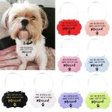 My Parents are Getting Married Engagement Wedding Dog Bandana