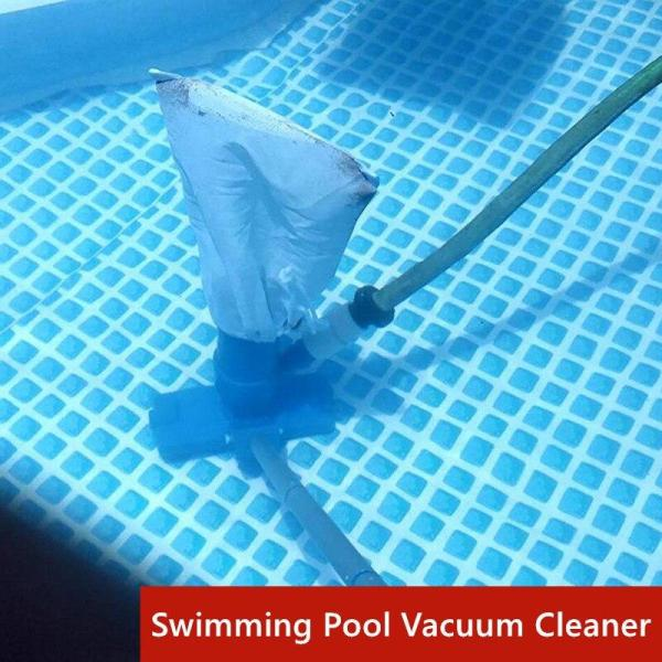 Swimming Pool Suction Vacuum Head Brush Cleaner Hot Tubs Accessories Garden Supplies Vacuum Cleaner Set Cleaning Tools