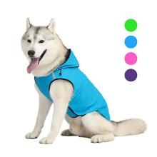 Pet Dog Raincoat Reflective Dog Vest Jacket For Small Medium Large Dogs Waterproof Clothes Outdoor Pet Jacket Ropa Para Perros