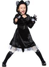Black Cat Skirt Cute Black Cat Animal Role Play