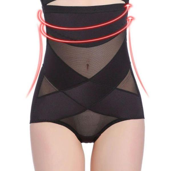 Slimming Underwear Women Shapewear Briefs Thin Butt Lifter High-lumbar Abdomen Hips Slimming Waist Shapers Body Shaper